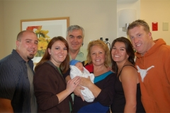 Our growing family