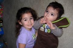 Gianna & Alonzo