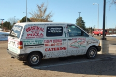 Original Pizza Minivan