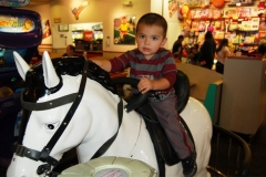 Alonzo and the Horsey