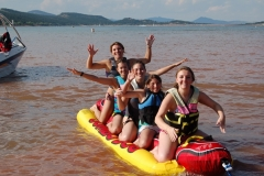 Fun at Carter Lake