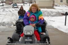 Nonna Carmela 4 Wheeling