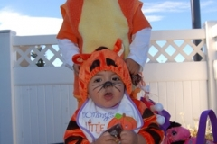 Do we really look like Tigger?
