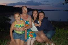Lia, Enza, Lucia, Daniela