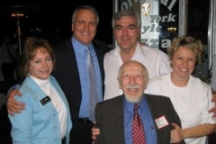 Diane Primavera, Bill Ritter, Raffaele & Carmela, and Martin Small (Holocaust Survivor)